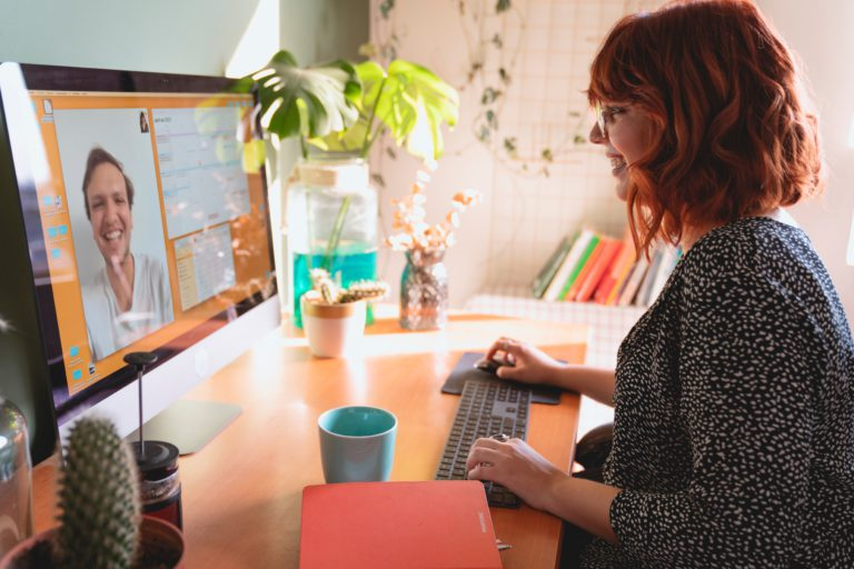 Teleconferencing apps connect your hybrid offices by offering real time collaboration